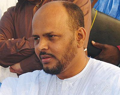 محمد جميل منصور، رئيس المنتدى.