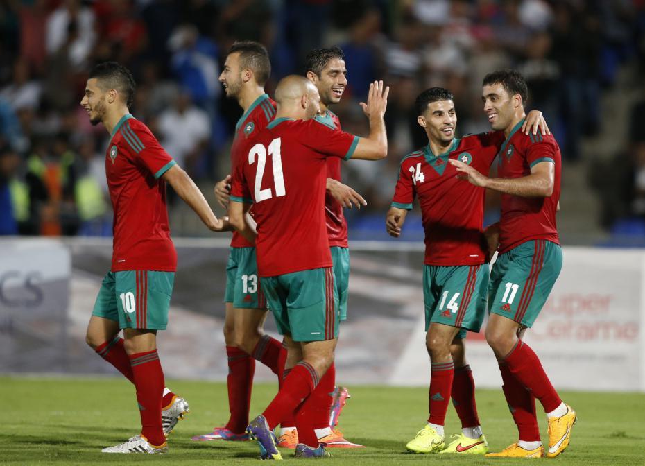 المغرب يحقق فوزا كبيرا على التوغو فى أمم إفريقيا