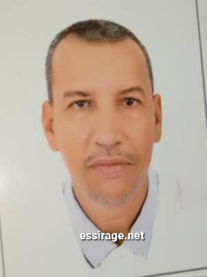 محمد الامين ولد عبد