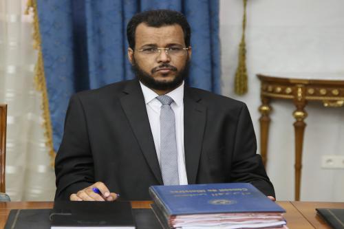 الداه ولد سيدي ولد أعمر طالب: وزير الشؤون الإسلامية والتعليم الأصلي
