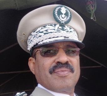 قائد أركان الدرك الوطني