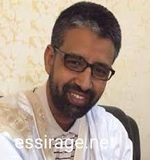 رئيس اللجنة التحضيرية أحمدو ولد امباله