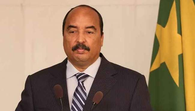 ولد عبد العزيز رئيس المجلس الأعلى للقضاء