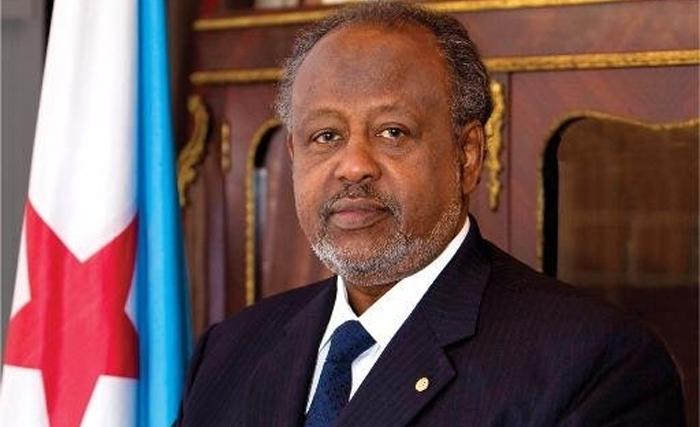 إسماعيل عمر جيله: رئيس جيبوتي