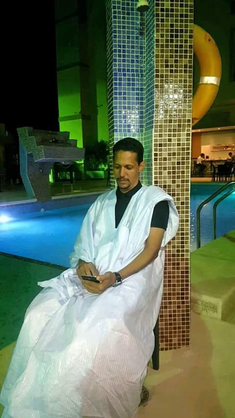 محمد الأمين ولد سيدي مولود