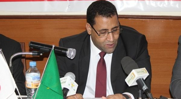 وزير المالية الموريتاني