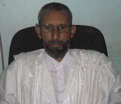 السالك سيدي محمود كاتب ونائب سابق في البرلمان الموريتاني