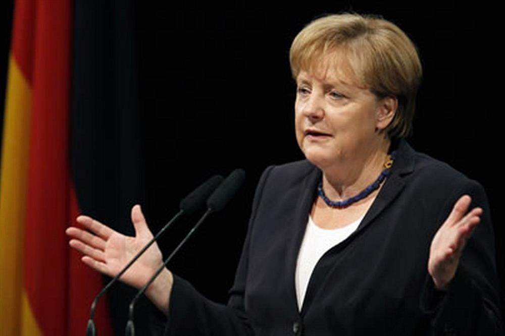 أنجيلا ميركل: المستشارة الألمانية