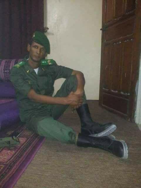 الجمركي السجين عبد الرحمن هاشم