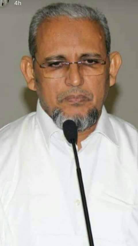 الرئيس الجديد محمد محمود ولد سيدي