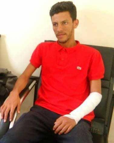 المصطفي محمد مولود (صورة من الإرشيف )