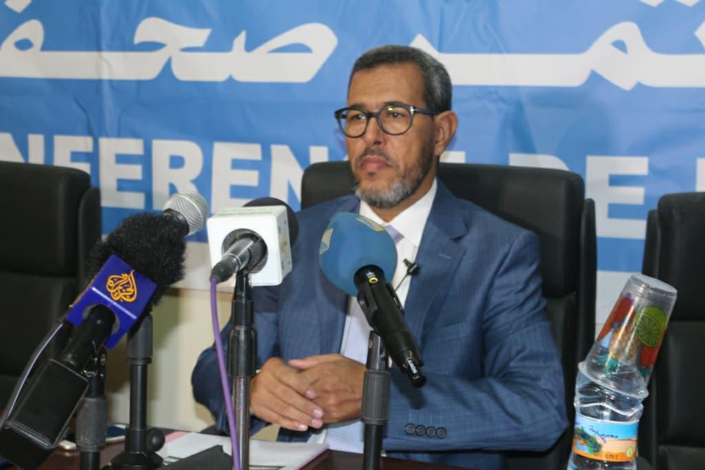 الزعيم الحسن ولد محمد