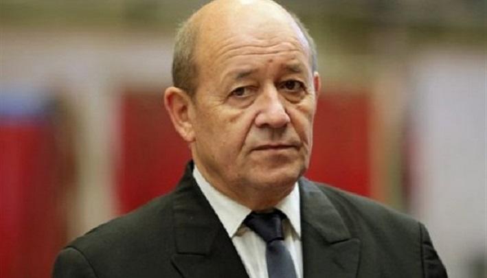 جان إيف لودريان: وزير أوروبا والشؤون الخارجية الفرنسي.
