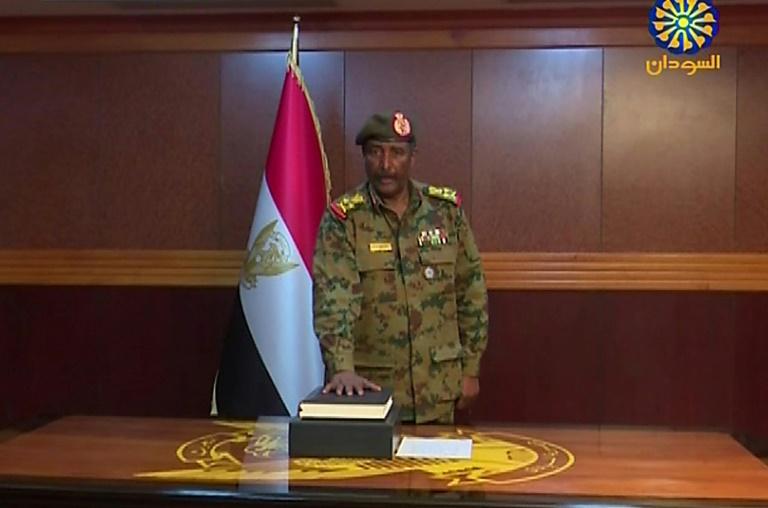 الفريق أول عبد الفتاح برهان عبد الرحمن: رئيس المجلس العسكري السوداني
