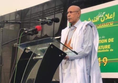 محمد ولد الشيخ محمد أحمد: مترشح للانتخابات الرئاسية