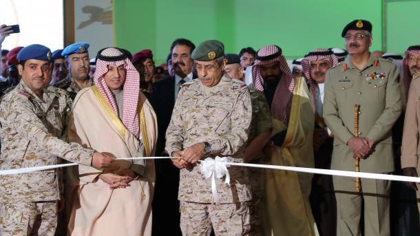 قيادات عسكرية سعودية