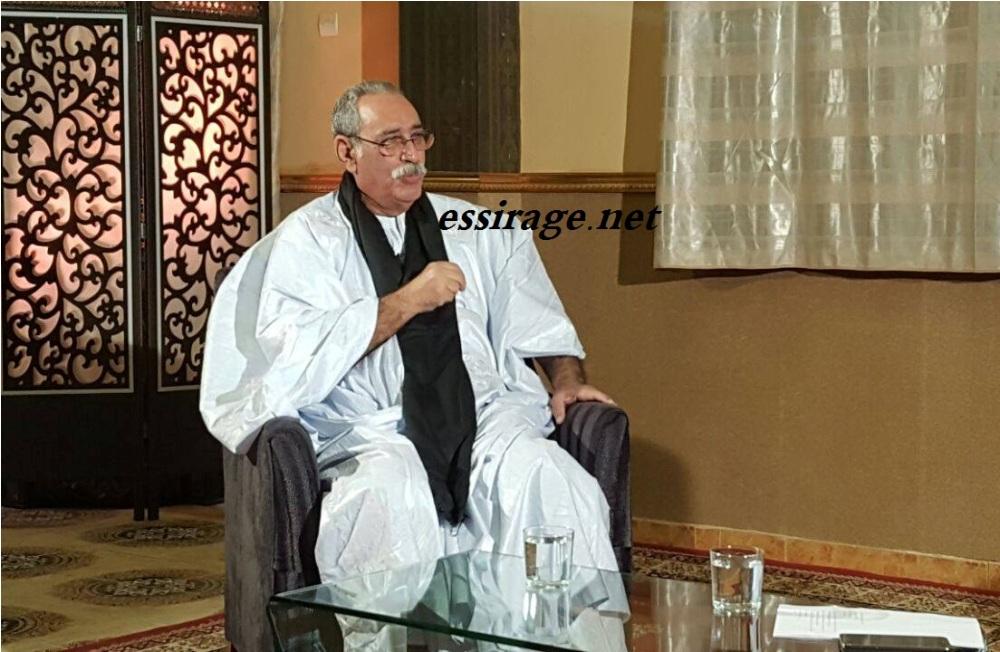 الرئيس اعل ولد محمد فال