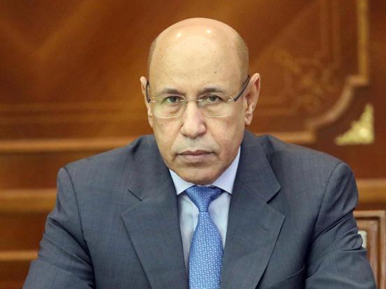 محمد ولد الشيخ محمد أحمد: وزير الدفاع الوطني.