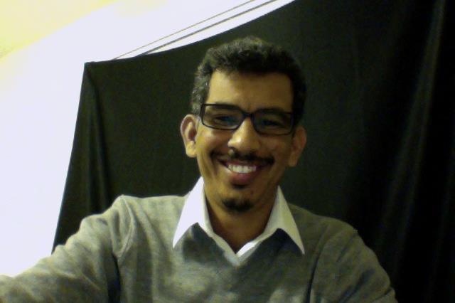 الباحث في جامعة أريزونا الأمريكية أحمد ميلود