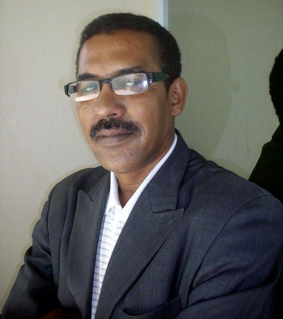 أحمد ولد مولاي امحمد: رئيس الاتحاد المهني للصحف المستقلة في موريتانيا.