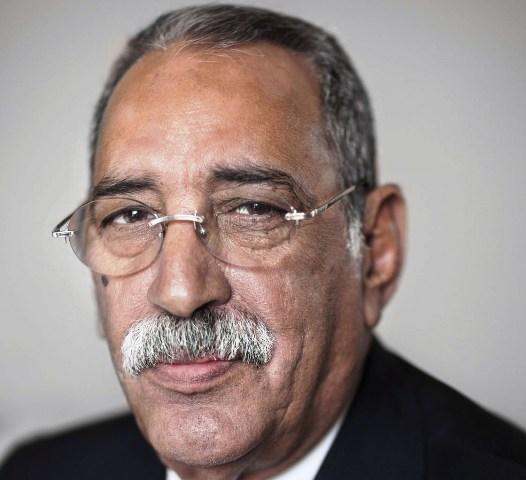الرئيس الموريتاني الأسبق علي ولد محمد فال (أرشيف)