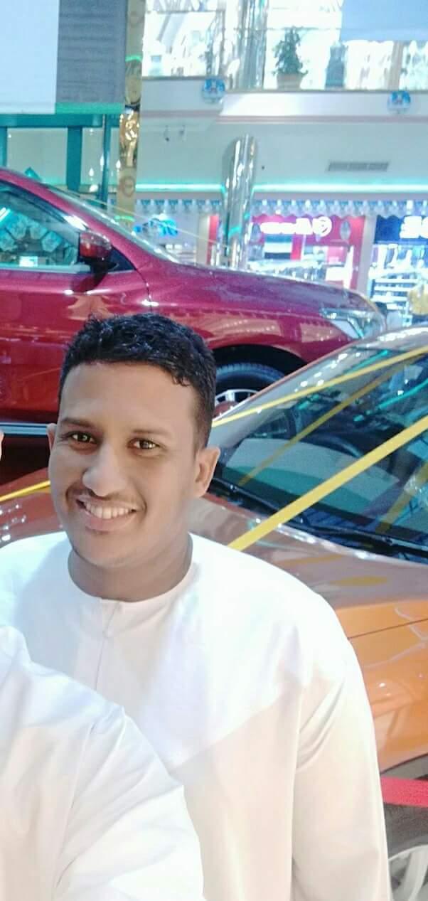 الشاب محمد يسلم