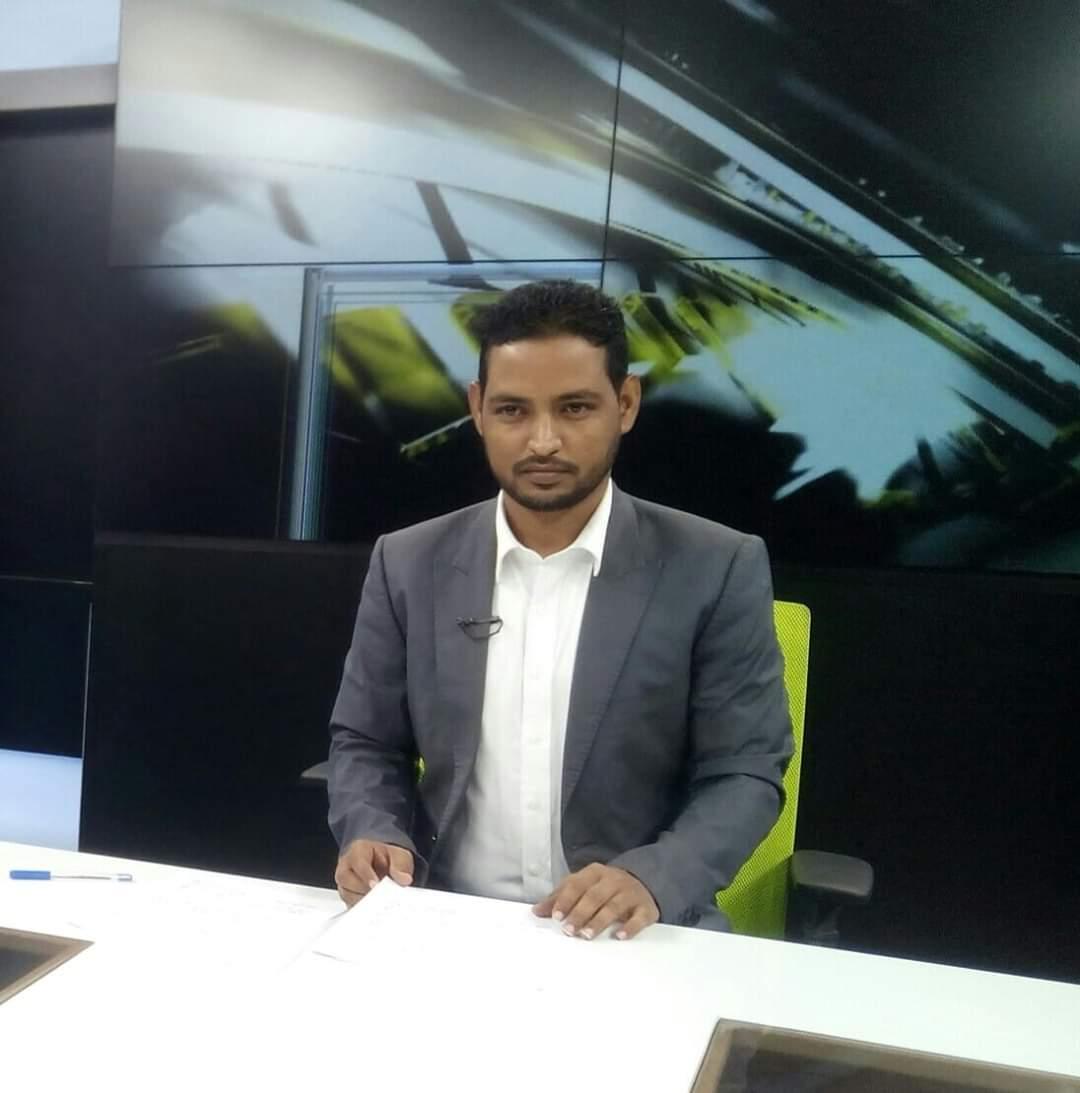 محمد طلحة / صحفي بقناة الموريتانية