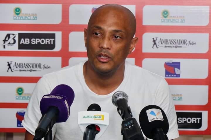أمير عبدو: المدرب الجديد لنادي أفسي نواذيبو