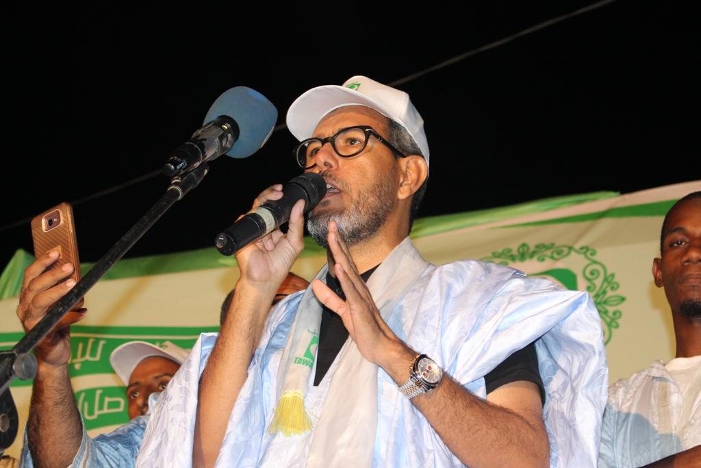 العمدة الحسن ولد محمد