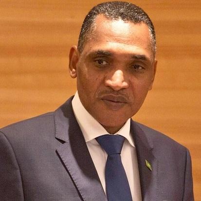 محمد سالم ولد البشير: الوزير الأمين العام للرئاسة الموريتانية