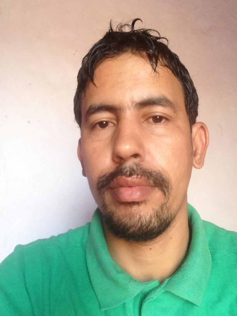 الكاتب محمد ولد دهمد