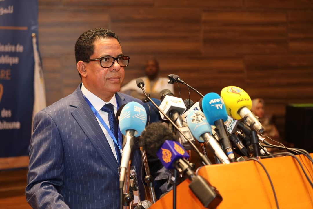 الكاتب المصطفي الشيخ محمد فاضل