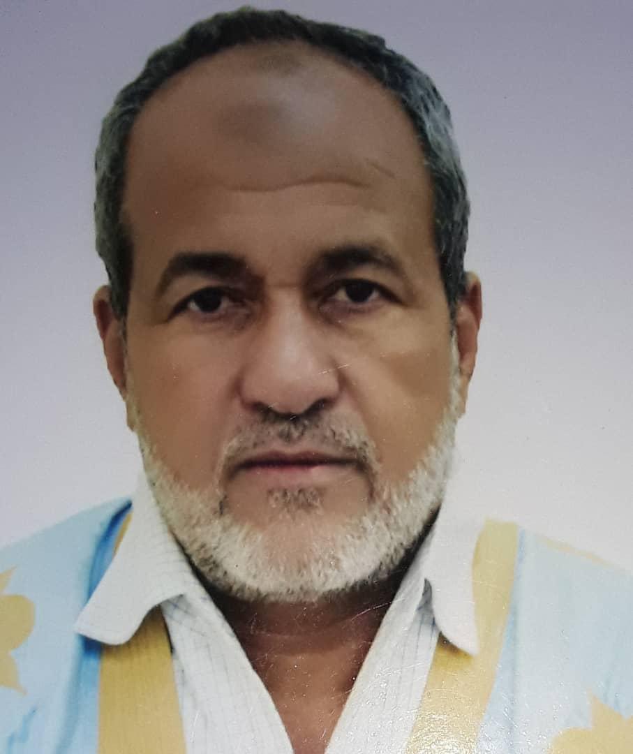 الإطار أحمد فال الشيباني