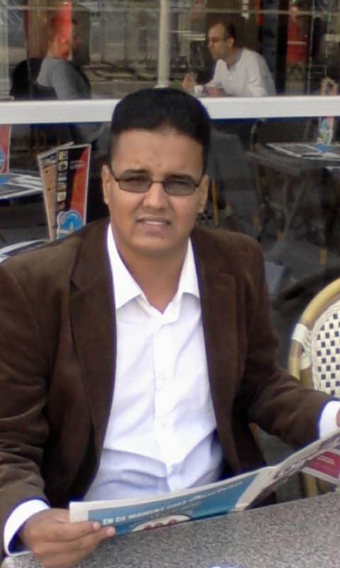 المهندس اسماعيل احمد خاديل