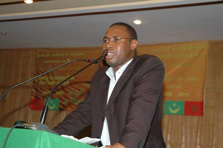 الدكتور الشيخ ولد نافع
