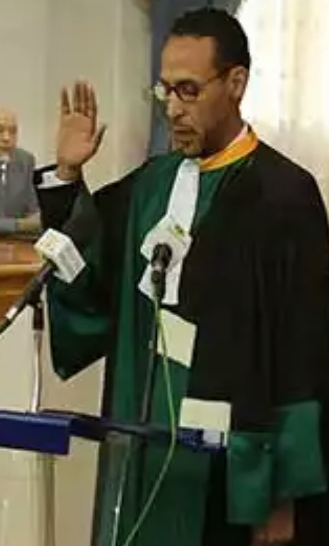 الحسين ولد الناجي: رئيس لجنة الشفافية المالية في الحياة العمومية