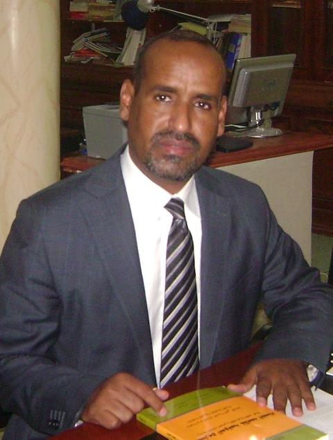 محمد سيدي عبد الرحمن إبراهيم محام