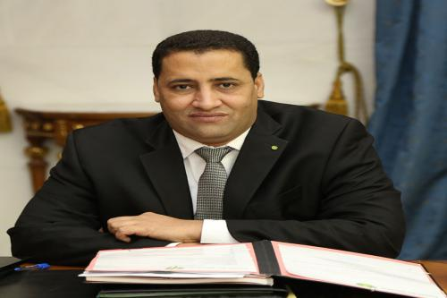 المختار ولد اجاي: وزير الاقتصاد والمالية.