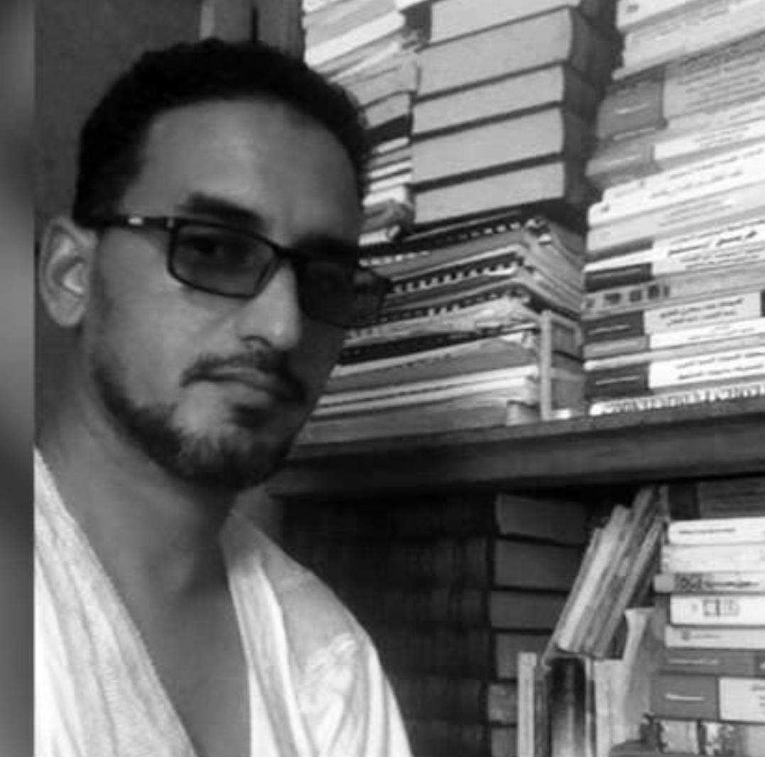 الشيخ سيدي احمد ولد حيده