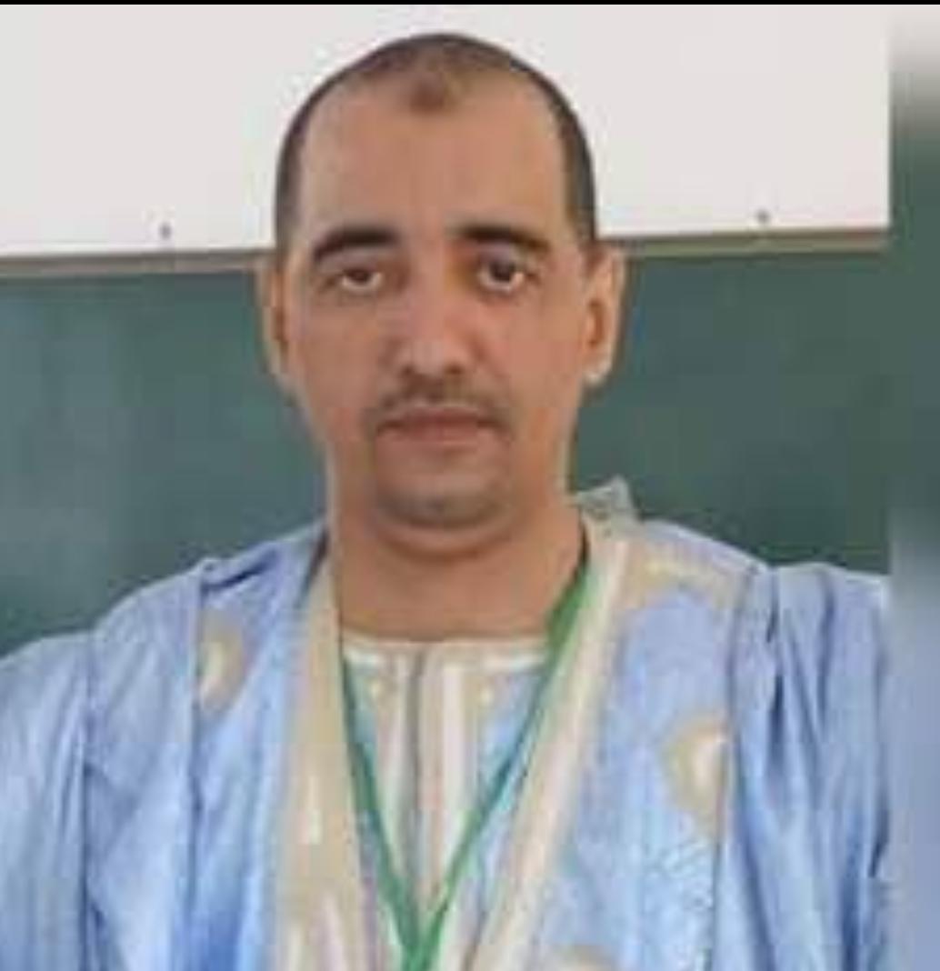القاضيأحمد ولد عبد الله