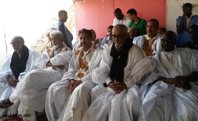صورة من بعض قادة قوي التقدم