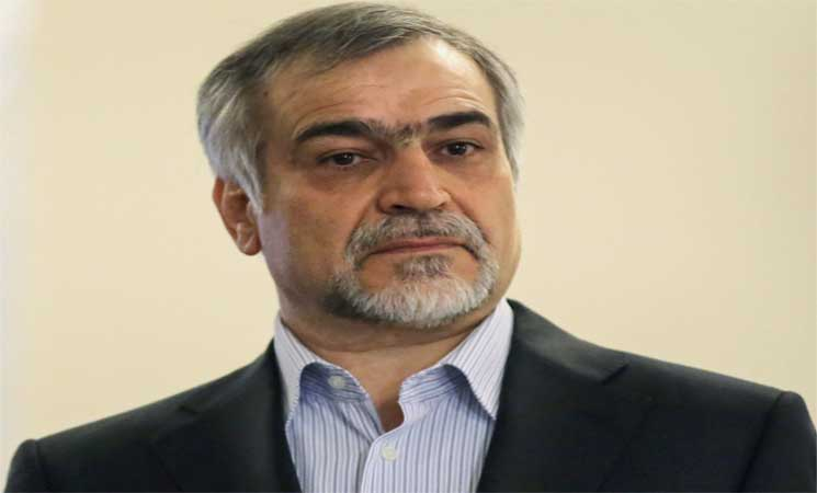 المعتقل فريدون روحاني شقيق الرئيس حسن روحاني