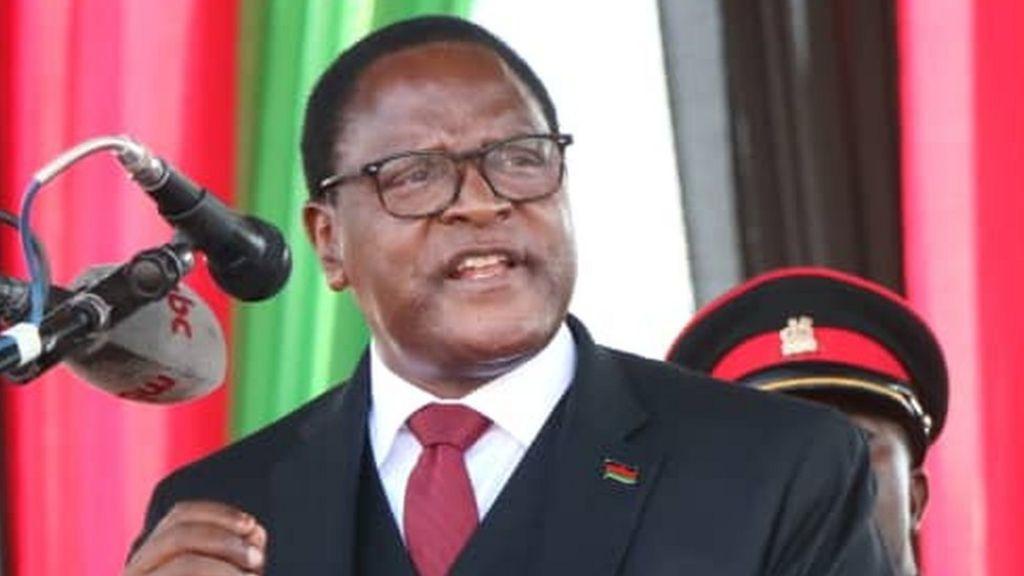 لازاروس شاكويرا: رئيس ملاوي