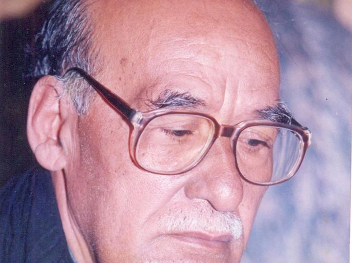الشاعر أحمدو ولد عبد القادر