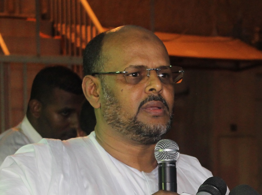 رئيس حزب تواصل جميل منصور
