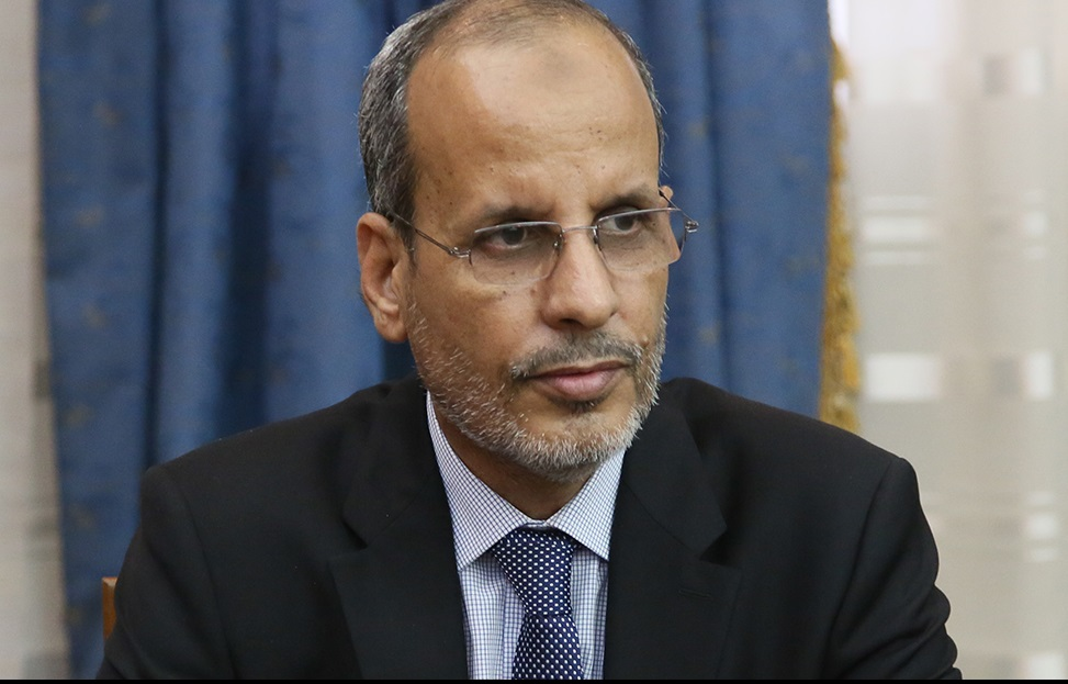 ماء العينين ولد أييه: وزير التعليم الثانوي والتكوين التقني والمهني