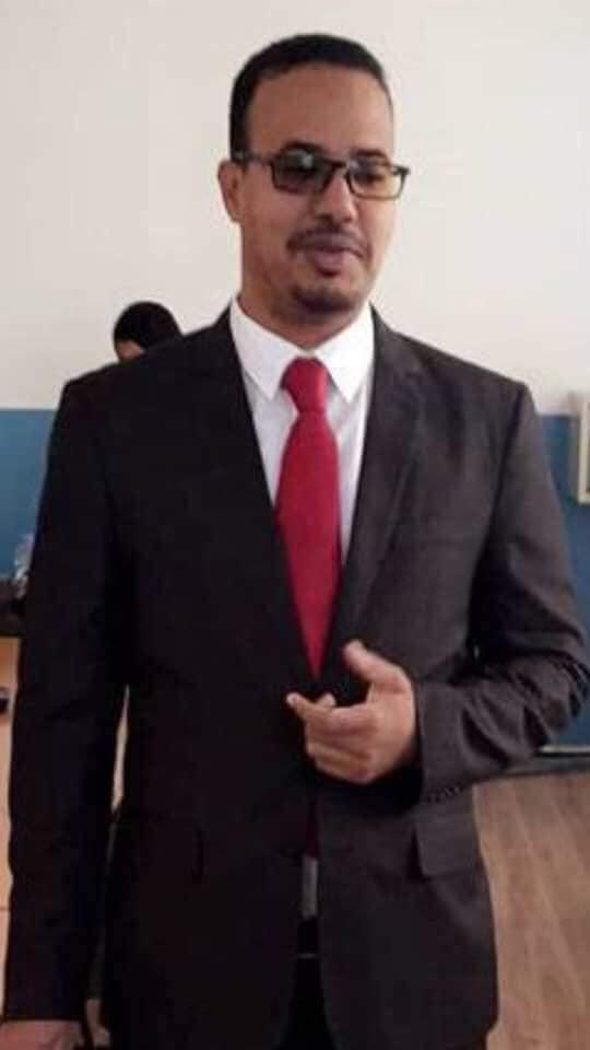د. محمد أنس ولد محمد فال: كاتب وباحث