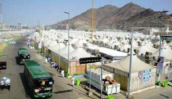 """السيطرة على حريق محدود في مخيمات الحجاج بـ""""منى"""""""