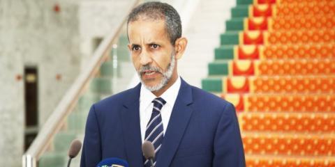 الوزير الأول رئيس لجنة كورونا