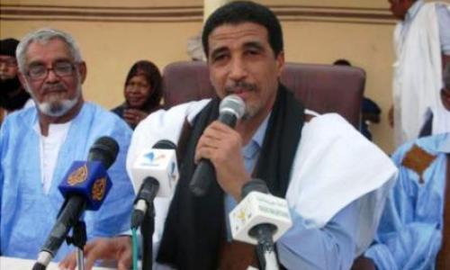 رئيس الحزب محمد ولد مولود